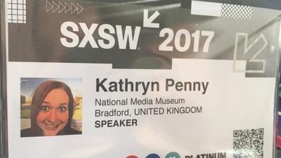 SXS Platinum badge